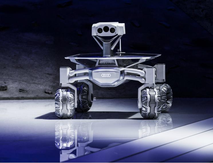 Image of Lunar Rover