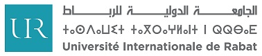 International University of Rabat Logo