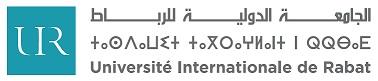 International University of Rabat Logo