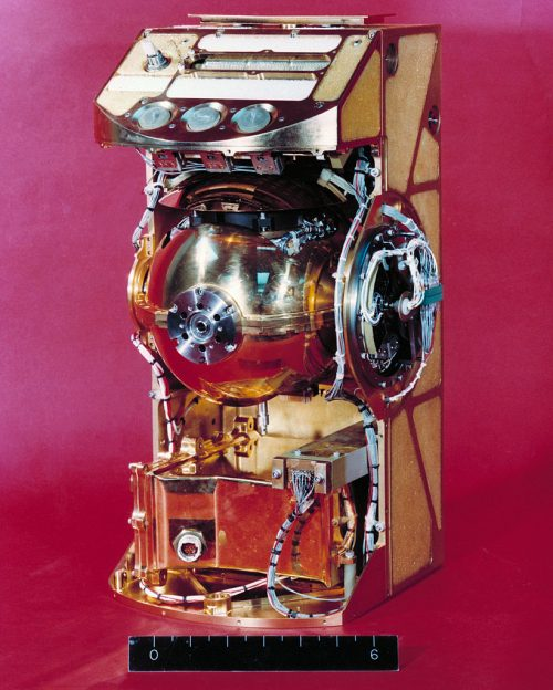 Apollo 17 Traverse Gravimeter
