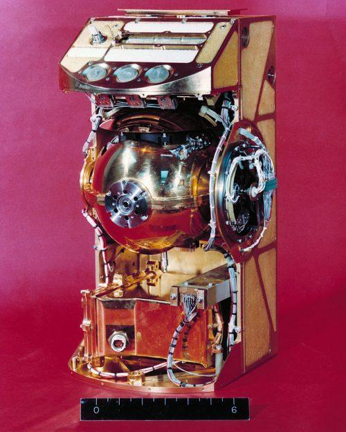 Apollo 17 Traverse Gravimeter