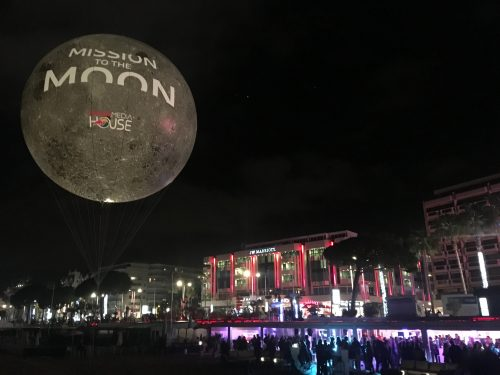Mission to the Moon comes to Cannes