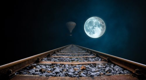 On track for the Moon
